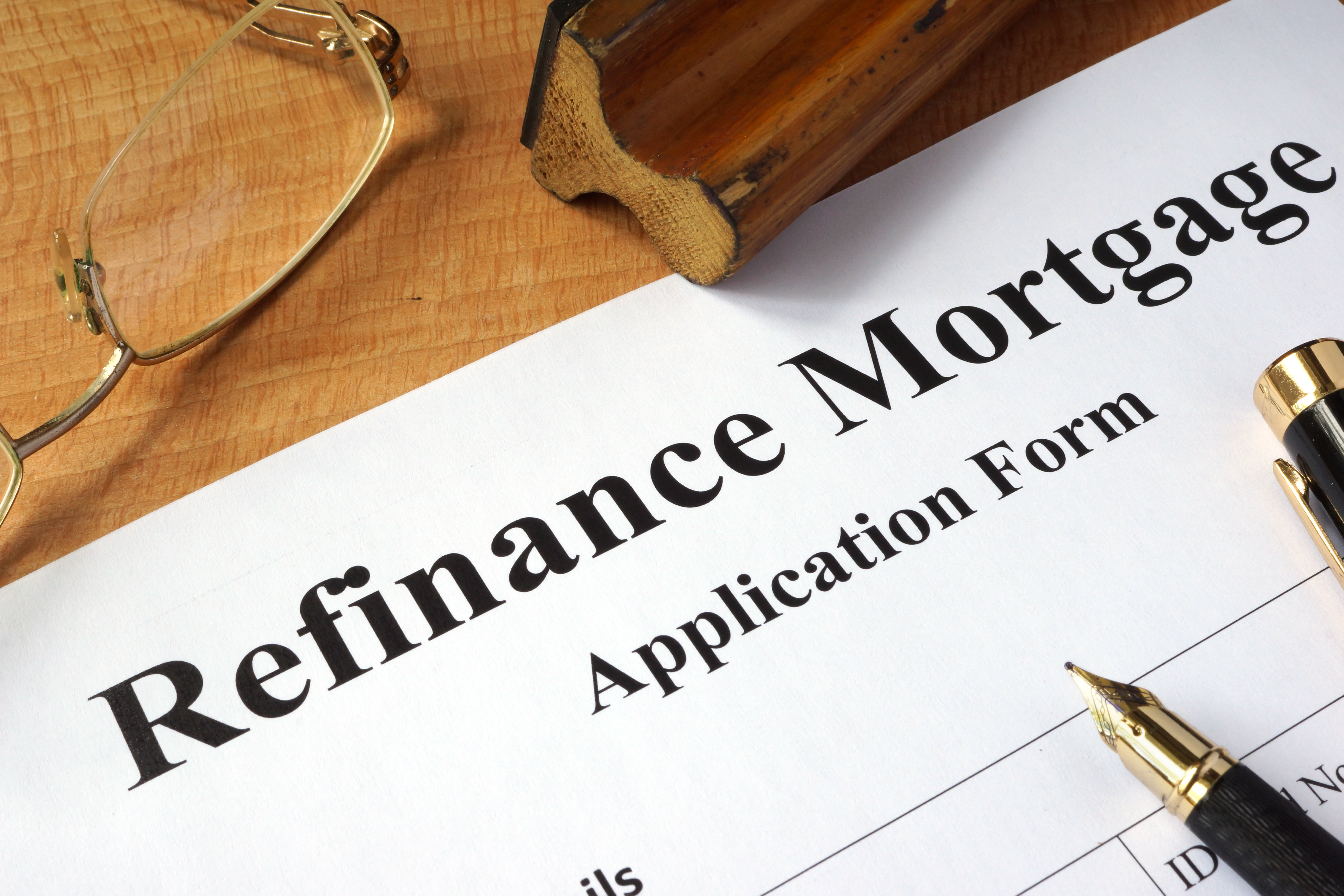 fha mortgage refinance contract