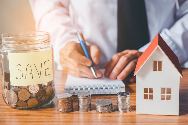 expert tips on how to save money for a house
