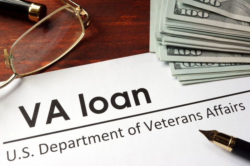 What is a COE needed for a VA loan