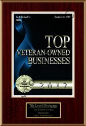 Top Veteran owned Business 2017