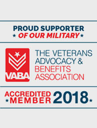 The Veterans Advocacy & Benefits Association 2018